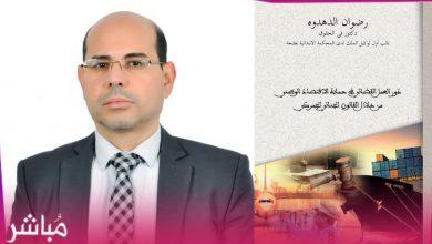 د. الدهدوه يكتب: دور العمل القضائي في حماية الإقتصاد الوطني من خلال القانون الجنائي الجمركي 5