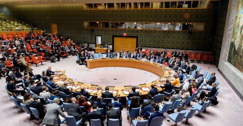 مجلس الأمن يعقد اجتماع لمناقشة الوضع بالصحراء  المغربية 1