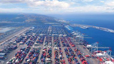 ميناء طنجة المتوسط يحقق نموا ملحوظا في حجم معاملاته 6