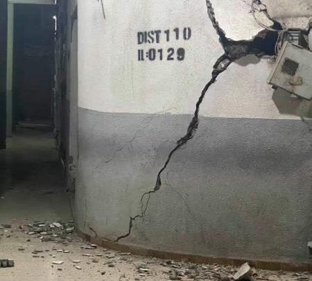 زلزال بقوة 6 درجات يضرب الجارة الجزائر 1