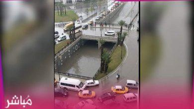 فيضانات شديدة تغرق مدينة تطوان وتخلف خسائر مادية جسيمة 4