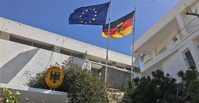 المغرب يقطع علاقاته الدبلوماسية مع سفارة ألمانيا 1