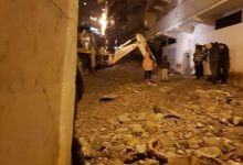 السلطات: فيضانات تطوان أدت إلى خسائر مادية دون أن تخلف أي إصابات بشرية 10