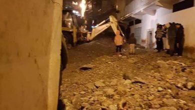السلطات: فيضانات تطوان أدت إلى خسائر مادية دون أن تخلف أي إصابات بشرية 3