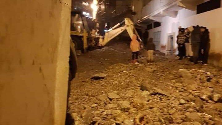 السلطات: فيضانات تطوان أدت إلى خسائر مادية دون أن تخلف أي إصابات بشرية 1