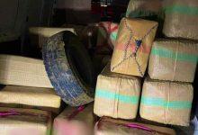 """الديستي يوقع بشاحنة """"مزورة"""" محملة ب3 أطنان و300 كلغ من """"الحشيش"""" 7"""