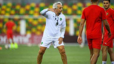 """هاليلوزيتش """"موريتانيا خلقت لنا مشاكل في الرباط والإنتصار عليهم صعب"""" 2"""