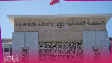 """""""مصنع طنجة""""..قاضي التحقيق يؤجل جلسة الإستنطاق وشقيق المتهم يستنكر محاكمته وحيدا 6"""