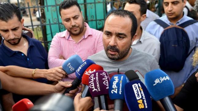 """مندوبية السجون تسمح ل""""سليمان الريسوني"""" لتشييع جنازة أخيه 1"""