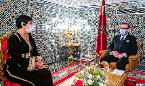 الوالي زينب العدوي رئيسة أولى للمجلس الأعلى للحسابات خلفا لجطو 1
