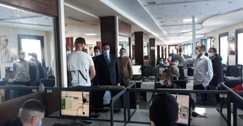 بحضور عامل الإقليم..افتتاح مركز للنداء بالمضيق سيوفر 600 منصب الشغل 1