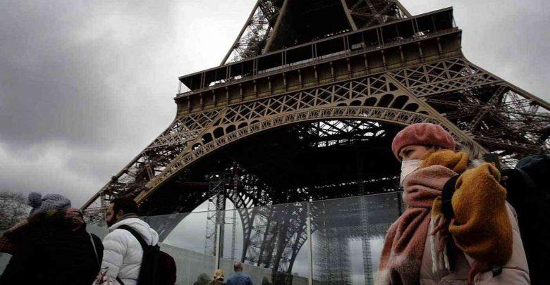 ماكرون يعلن عن حجر شامل بكامل تراب فرنسا 1