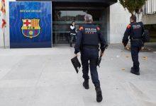 عاجل..الشرطة تعتقل رئيس برشلونة السابق بارتوميو 5