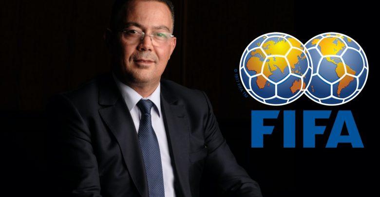 فوزي لقجع يحسم عضوية الفيفا بعد انسحاب الجزائري زطشي 1