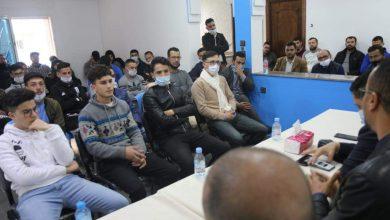 حزب الحمامة يقتحم قلعة الإدريسي ويؤسس فرعا لشبيبته 2