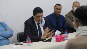حزب الحمامة يقتحم قلعة الإدريسي ويؤسس فرعا لشبيبته 4