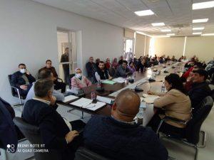 شبيبة الأحرار تنظم ندوة تأطيرية بمدينة أصيلة 2