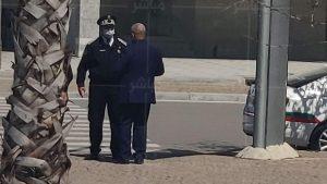 """استنفار بمحطة """"البُراق"""" بطنجة بسبب وزير فرنسي 3"""