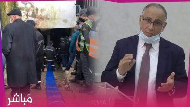 في أول خروج إعلامي لها أمانديس تنفي مسؤوليتها في فاجعة مصنع طنجة 4
