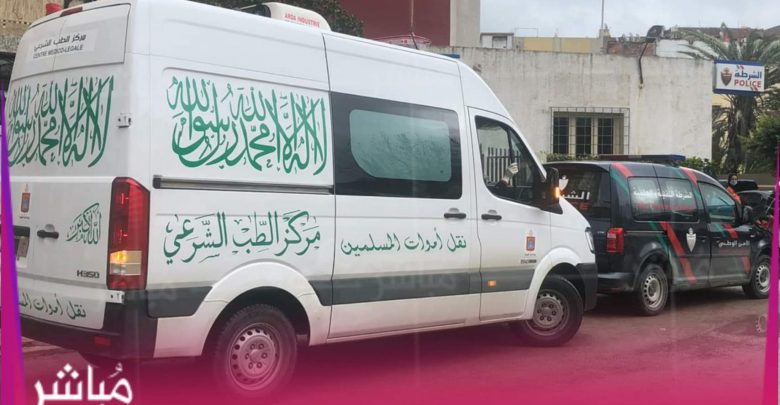 عاجل..شخص يذبح زوجته بحي شعبي بطنجة والأمن يوقف الفاعل 1