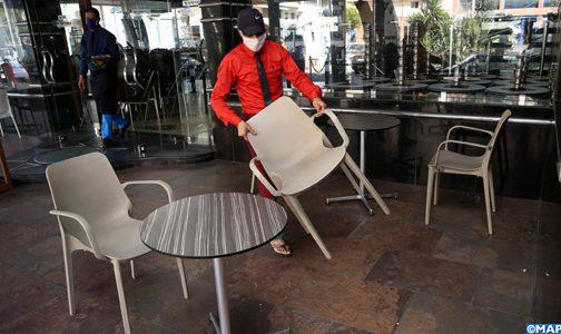 أرباب المقاهي والمطاعم يهددون بالتمرد على قرار الإغلاق 1