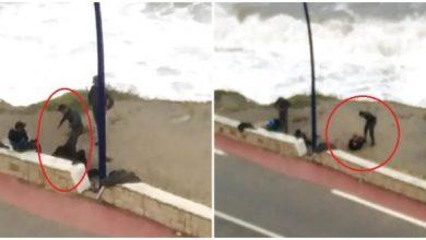 الداخلية تحقق في فيديو اعتداء عنصر من القوات المساعدة على شخص في الفنيدق 3