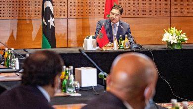 المغرب يستأنف أنشطته الديبلوماسية بدولة ليبيا 6