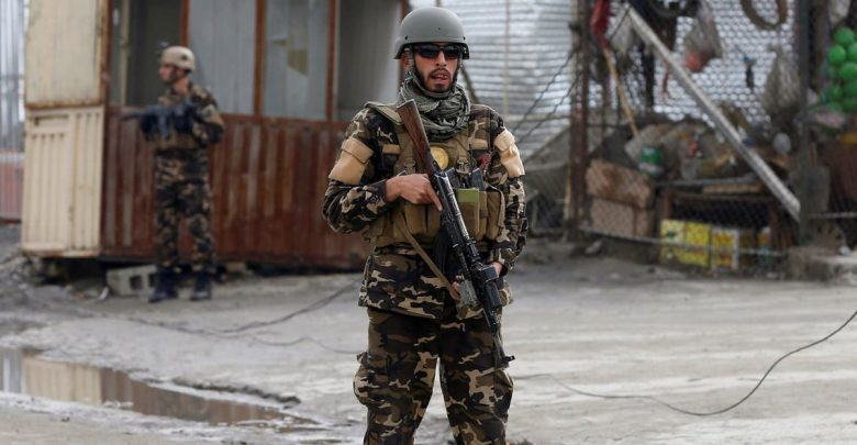 مقتل زعيم لتنظيم (داعش) على يد قوات أمنية بأفغانستان 1