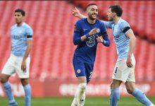 زياش يقود تشيلسي إلى نهائي كأس الإتحاد الإنجليزي 10