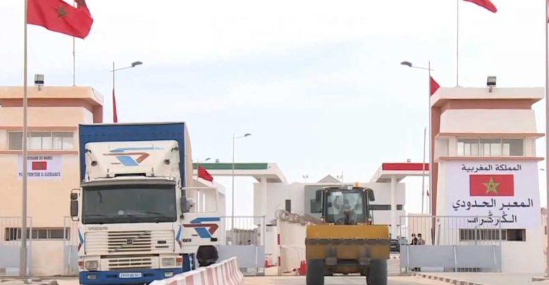 الإحتجاجات تفرض على موريتانيا التراجع عن قرار تقليص الواردات المغربية 1