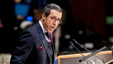 عمر هلال يفند ادعاءات الجزائر ويندد بالدعاية الكاذبة 4