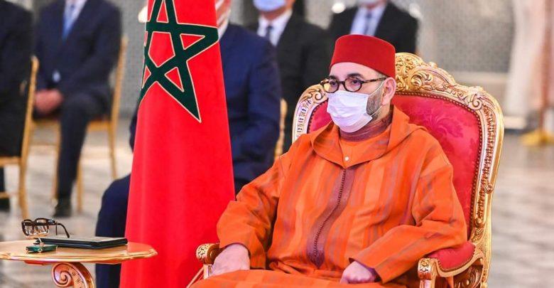 الملك يعطي موافقته على تقديم مساعدات غذائية لفائدة القوات المسلحة اللبنانية و الشعب اللبناني 1