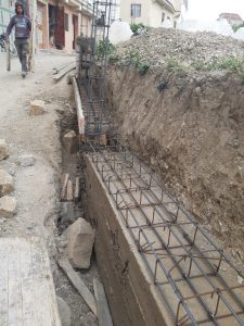 """بعد سنوات من الإهمال..مقاطعة مغوغة تشرع في تهيئة مقبرة حي """"بنكيران"""" 7"""