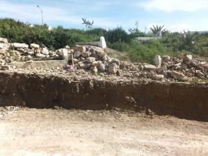 """بعد سنوات من الإهمال..مقاطعة مغوغة تشرع في تهيئة مقبرة حي """"بنكيران"""" 10"""