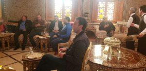 التحاق أبرشان بالأحرار يجمع البيجيدي والدستوري على مائدة غذاء بطنجة 2
