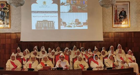زلزال يضرب مناصب المسؤولية بالمجلس الأعلى للسلطة القضائية 1