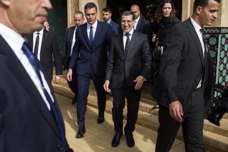 بعد أشهر من التأجيل..وضع اللمسات الأخيرة لجدول أعمال القمة المغربية الإسبانية 1