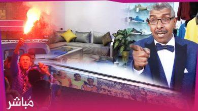 """جمعية تدخل الفرحة على قلب اللاعب الطنجاوي السابق """"جمال التوزاني"""" 2"""
