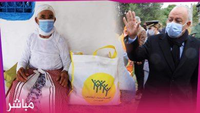 الوالي مهيدية يشرف على عملية توزيع قفة رمضان على الأسر المعوزة بطنجة 1