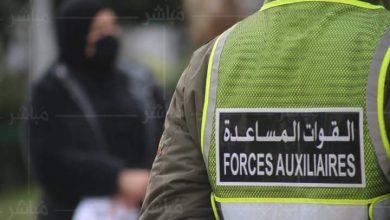 توقيف عنصري القوات المساعدة المتهمين بالإعتداء على شخص بالفنيدق 4