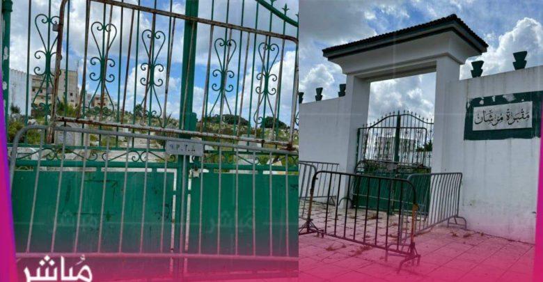 ساكنة طنجة تناشد مهيدية لفتح مقبرة مرشان في وجه الزوار 1