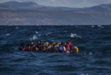 البحرية الملكية تنقذ 100 مرشحا للهجرة السرية بعرض المتوسط 11