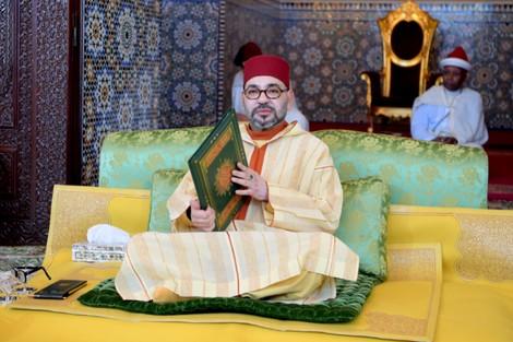 الملك يبعث برقيات تهاني وتبريك إلى ملوك ورؤساء وأمراء الدول الإسلامية بمناسبة حلول شهر رمضان الأبرك 1
