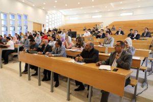 جامعيون ومختصون يناقشون في ندوة دولية بطنجة سبل تحسين مناخ الأعمال بالدول المغاربية 4