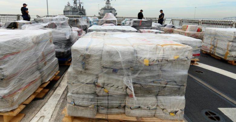 """قادمة من إسبانيا..إجهاض تهريب 361 ألف قرص مخدر و 4 كلغ من """"الكوكايين"""" بميناء طنجة المتوسط 1"""