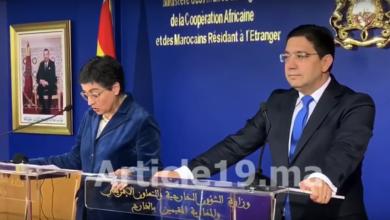 ببلاغ ناري..المغرب يُصعد ضد إسبانيا ويهدد بوقف التعاون الأمني والإستخباراتي 4