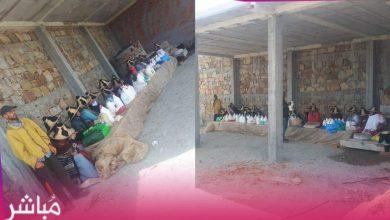 شاب يحدث سوق نموذجي للفلاحين الصغار بقرية الزميج من ماله الخاص 2