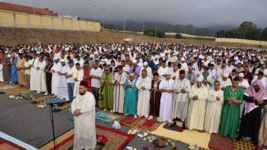 سلطات سبتة توافق على إقامة صلاة العيد 5