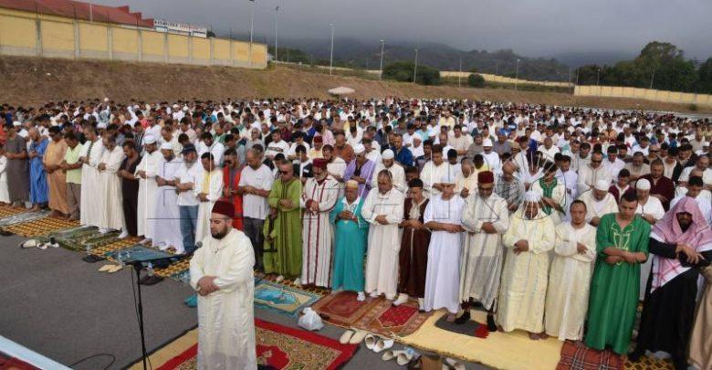 سلطات سبتة توافق على إقامة صلاة العيد 1
