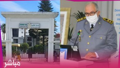 الجنرال حرمو يعفي قائد الدرك الملكي بطنجة ونائبه وأخرون 17